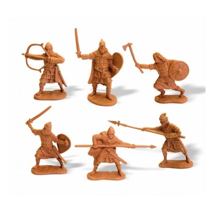 Картинка для Игровые фигурки Биплант Игровой набор Русичи