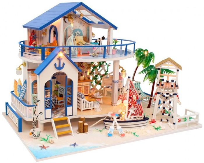Картинка для Кукольные домики и мебель Hobby Day Румбокс Причал