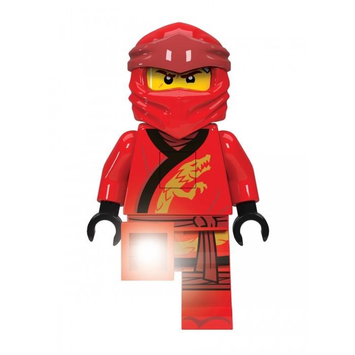 Купить Ночники, Lego Ninjago Минифигура-фонарь Kai