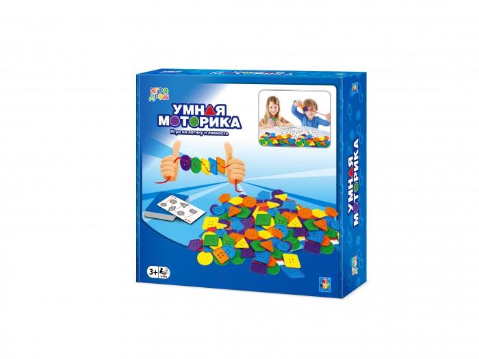 Фото - Игры для малышей 1 Toy Игра настольная Игродром Умная моторика настольная игра 1 toy игродром логические опыты