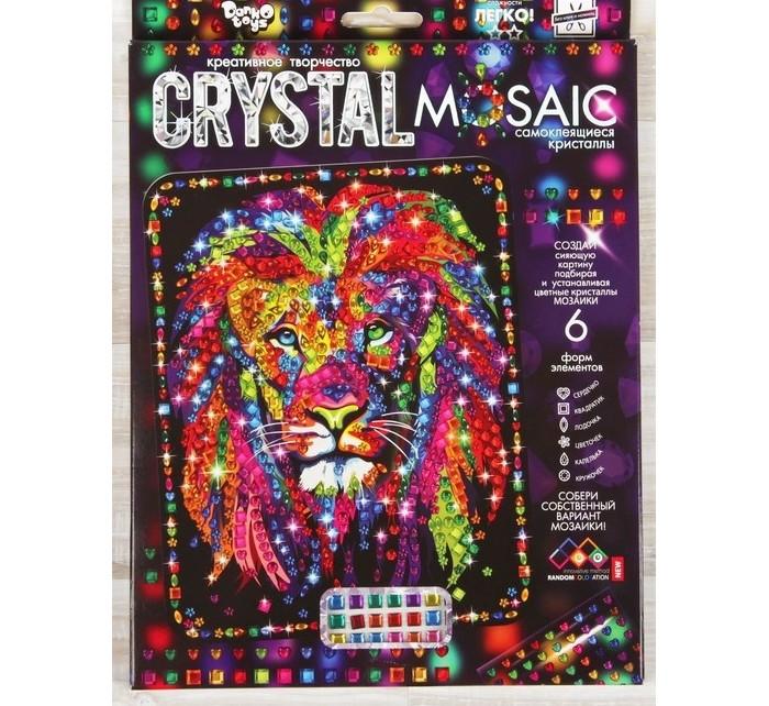 Фото - Картины своими руками Danko Toys Мозаика фигурными стразами Crystal Mosaic Лев на темном фоне шильник лев удивительная космология