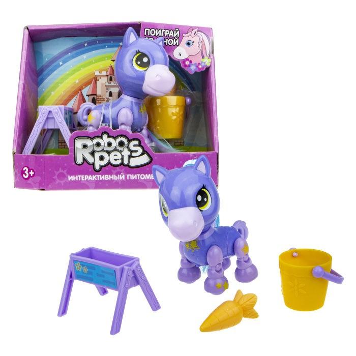 Интерактивные игрушки 1 Toy Robo Pets Игривый пони Т16977