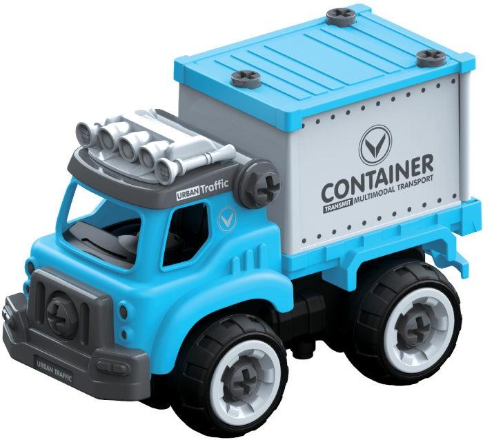 Радиоуправляемые игрушки 1 Toy Грузовик на радиоуправлении Сити-сервис