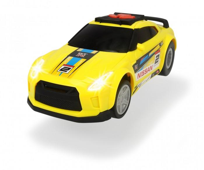 Картинка для Машины Dickie Рейсинговый автомобиль Nissan GTR