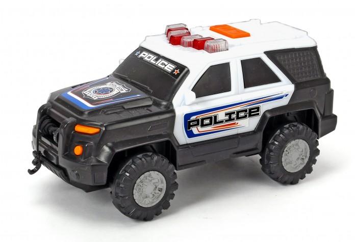 Фото - Машины Dickie Полицейский внедорожник 18 см машины dickie эвакуатор гигант 55 см
