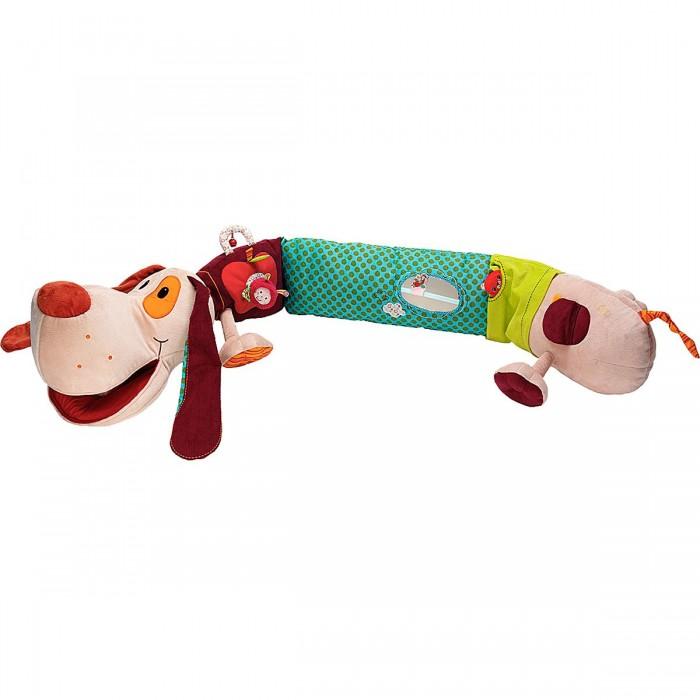 Купить Мягкие игрушки, Мягкая игрушка Lilliputiens Собачка Джеф: игрушка развивающая большая