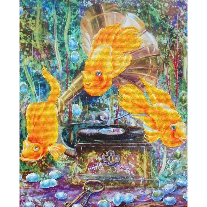 Картины своими руками Color Kit Алмазная картина Симфония океана