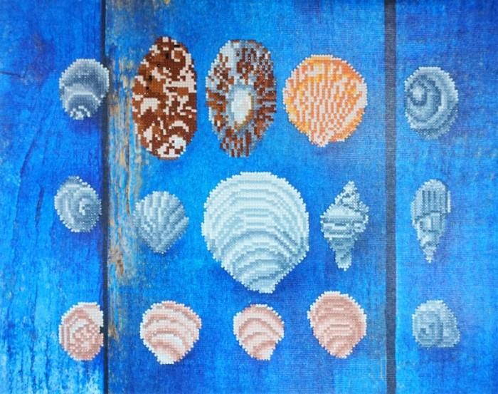 Картины своими руками Color Kit Алмазная картина Летнее настроение картины своими руками color kit картина из пайеток собачка