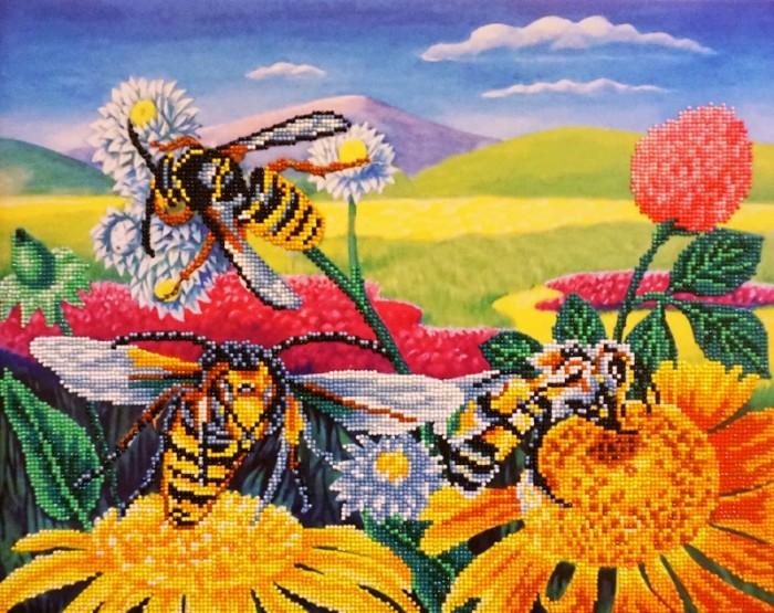 Фото - Картины своими руками Color Kit Алмазная картина Медовый аромат композиция медовый аромат