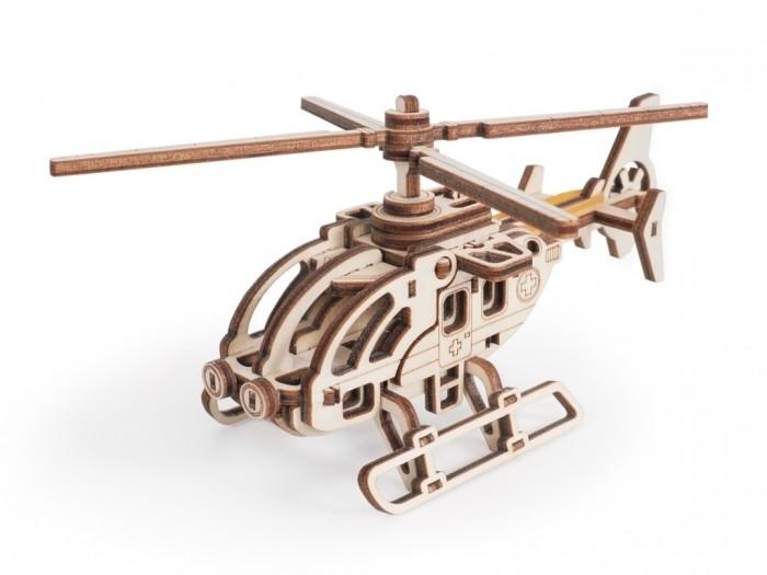 Сборные модели Lemmo Конструктор 3D Вертолет Стриж конструктор lemmo мц 1 мотоцикл 33