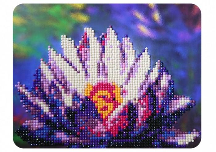 Картины своими руками Color Kit Алмазная картина Сияние лотоса