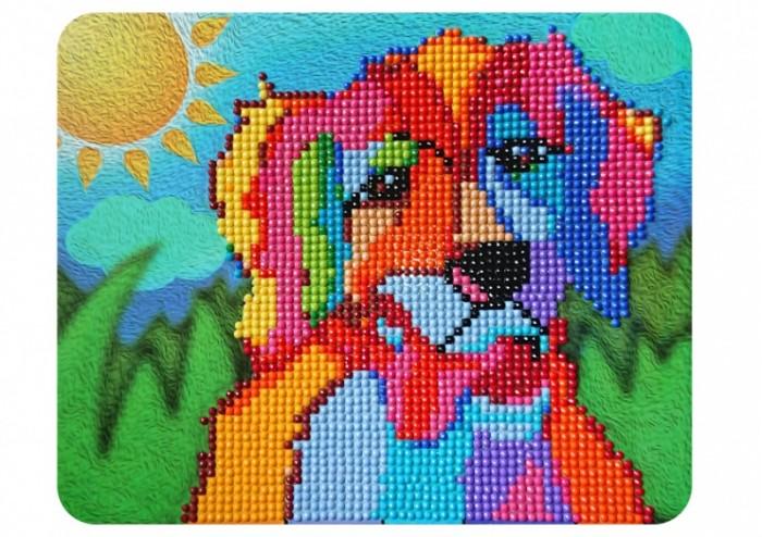 Картины своими руками Color Kit Алмазная картина Солнечный пес