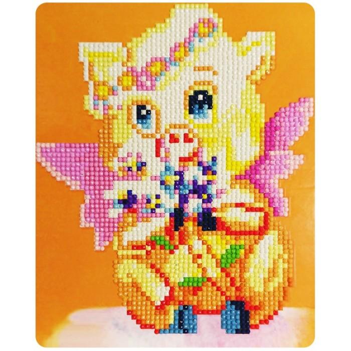 Картины своими руками Color Kit Алмазная картина Милая хрюшка