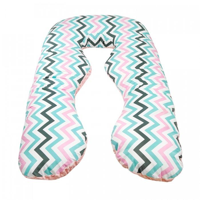 Купить AmaroBaby Подушка для беременных Зигзаг AMARO-40A-ZR 340х72 см в интернет магазине. Цены, фото, описания, характеристики, отзывы, обзоры