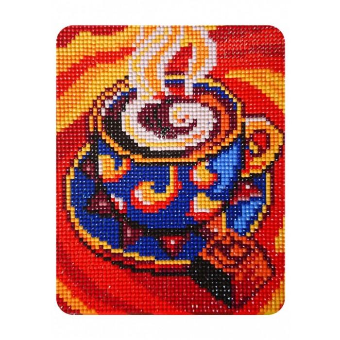 Картины своими руками Color Kit Алмазная картина Кофейный аромат