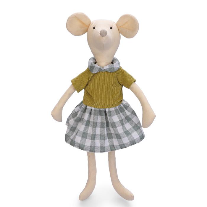Мягкая игрушка Happy Baby Mrs Mouse 57 см