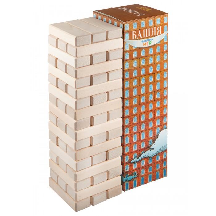 Купить Фабрика Игр Настольная игра Башня в интернет магазине. Цены, фото, описания, характеристики, отзывы, обзоры