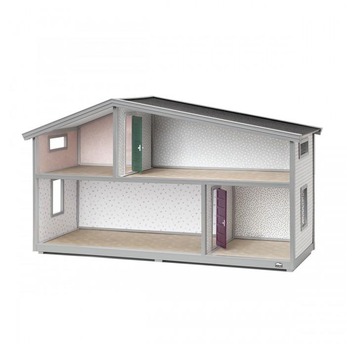 Фото - Кукольные домики и мебель Lundby Кукольный домик LB_60102100 кукольные домики и мебель наша игрушка игровой набор кукольный домик 12 предметов