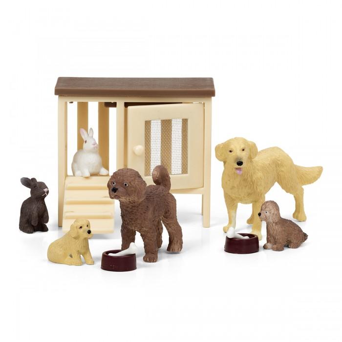 Игровые фигурки Lundby Набор домашних животных