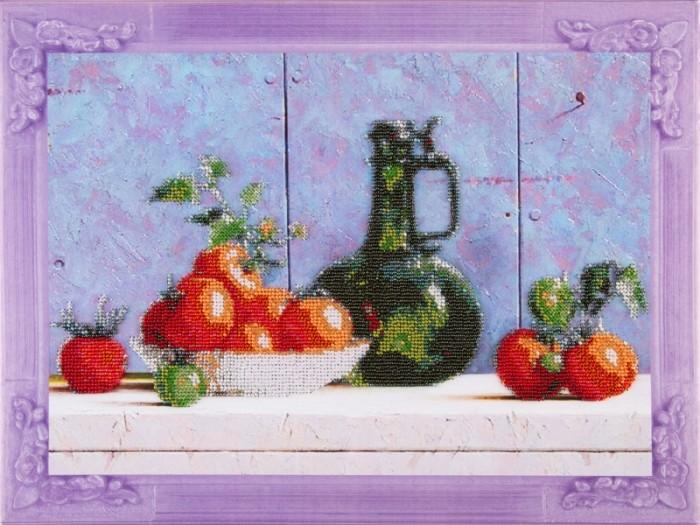 Купить Наборы для вышивания, Color Kit Набор для вышивания бисером Итальянский натюрморт