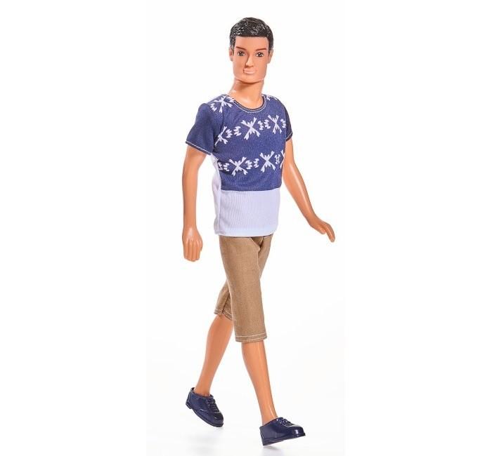 Купить Куклы и одежда для кукол, Simba Кукла Кевин брюнет на отдыхе 30 см