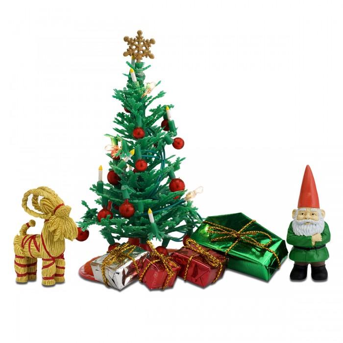 Lundby Набор мебели для домика Рождественский набор фото
