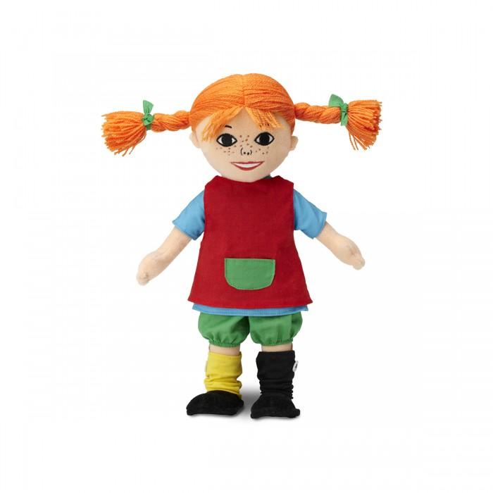 Картинка для Мягкая игрушка Micki Кукла Пеппи 30 см