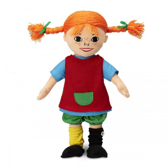 Картинка для Мягкая игрушка Micki Кукла Пеппи 40 см