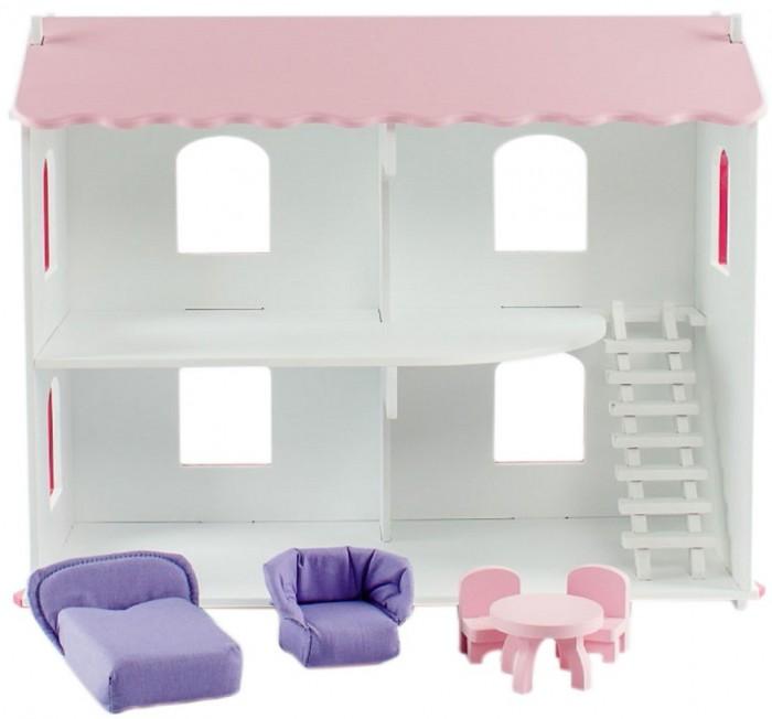 Paremo Кукольный дом Даниэла с мебелью (6 предметов) фото