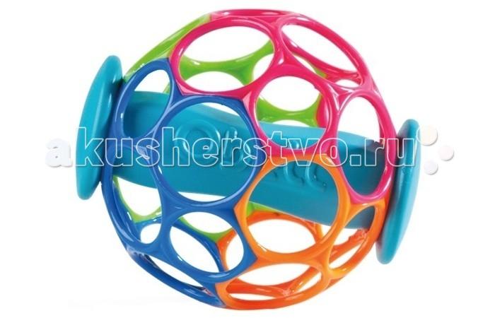 Игрушки для ванны Oball Мячик Oball с поплавком игрушки для ванной oball мячик с поплавком