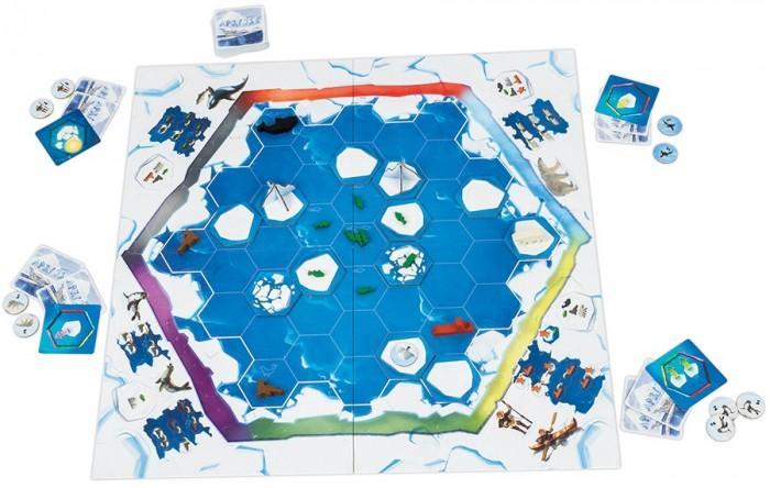 Картинка для Эврикус Настольная игра Арктика