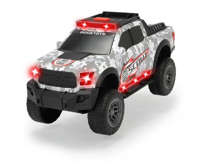 Машины Dickie Машинка Scout Ford F150 Raptor 33 см