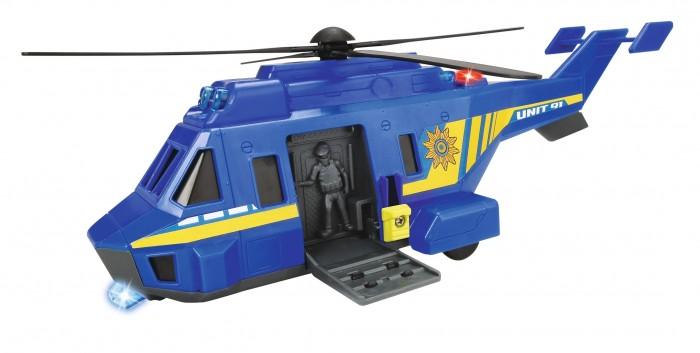 Купить Вертолеты и самолеты, Dickie Полицейский вертолет 26 см