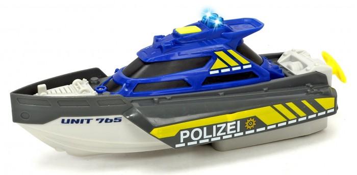Картинка для Игрушки для ванны Dickie Полицеский катер 24 см