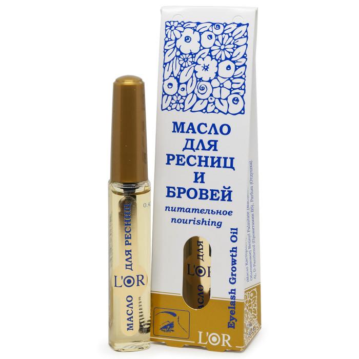 Косметика для мамы DNC LOr Масло для ресниц и бровей питательное 12 мл косметика для мамы dnc масло для ресниц укрепляющее 12 мл