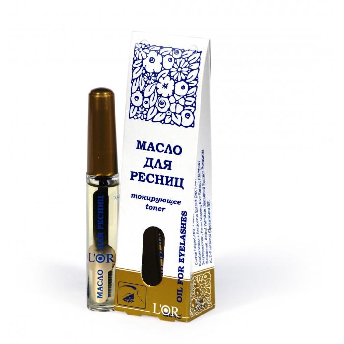 Косметика для мамы DNC LOr Масло для ресниц и бровей тонирующее 12 мл косметика для мамы dnc масло для ресниц укрепляющее 12 мл