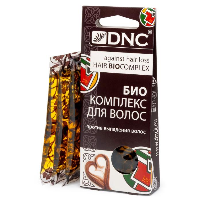 Косметика для мамы DNC Биокомплекс против выпадения волос 3х15 мл ducray неоптид лосьон от выпадения волос для мужчин 100 мл