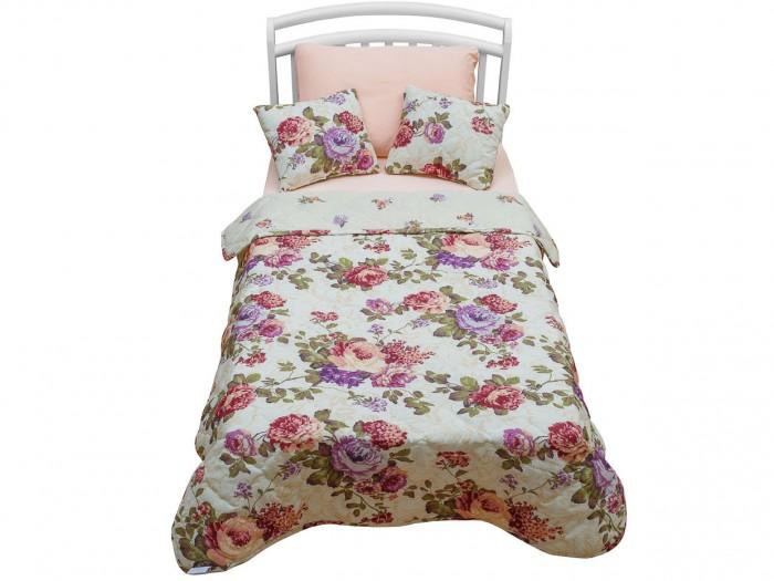 Комплект в кроватку Giovanni Rose Kids 170х110 покрывало с подушками