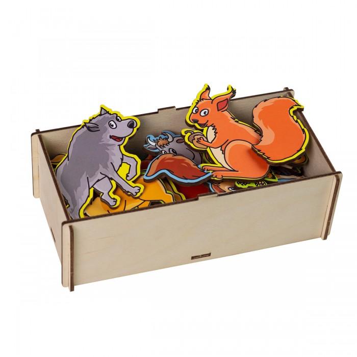 Фото - Деревянные игрушки Paremo Игровой набор Чей хвост деревянные игрушки paremo игровой набор чей хвост