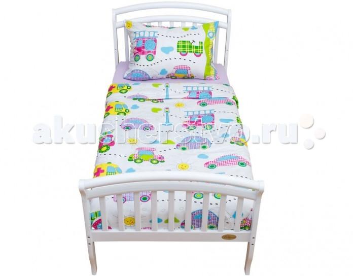 Постельное белье 1.5-спальное Giovanni Babycar (2 предмета), Постельное белье 1.5-спальное - артикул:82753