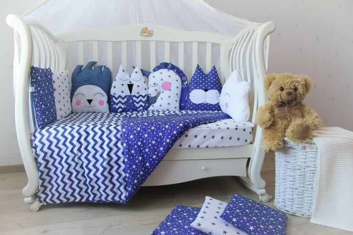 Купить Комплект в кроватку Подушкино Джелато 3D (6 предметов) в интернет магазине. Цены, фото, описания, характеристики, отзывы, обзоры