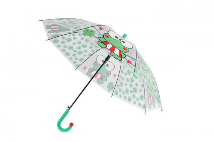 Зонты Bradex прозрачный Лягушка bradex зонт прозрачный единорог