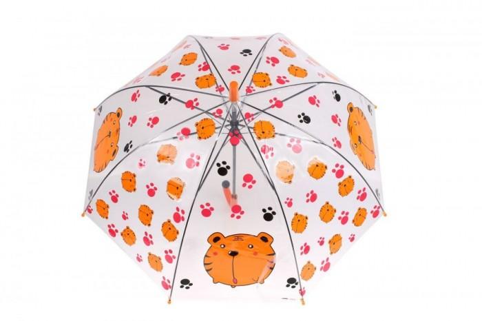 Купить Детский зонтик Bradex прозрачный Тигр в интернет магазине. Цены, фото, описания, характеристики, отзывы, обзоры