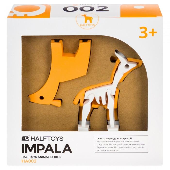 Купить Конструкторы, Конструктор Halftoys Набор пластмассовых деталей для сборки Импалы