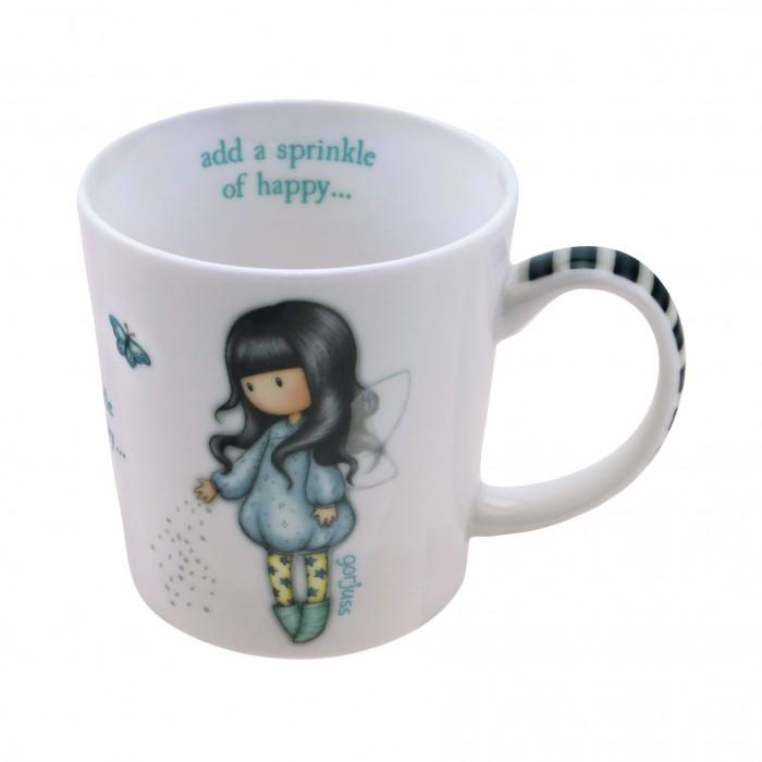 Купить Santoro London Кружка маленькая Bubble Fairy в интернет магазине. Цены, фото, описания, характеристики, отзывы, обзоры