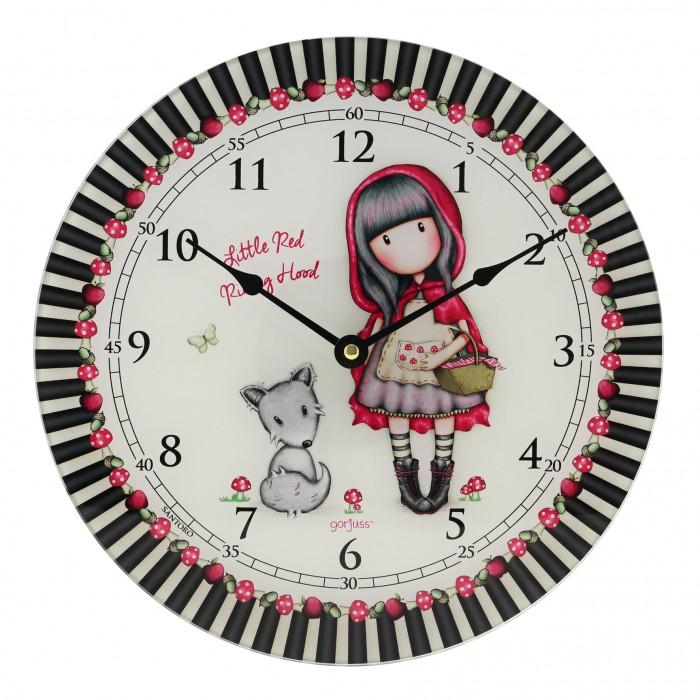 Купить Часы Santoro London Настенные Little Red Riding Hood