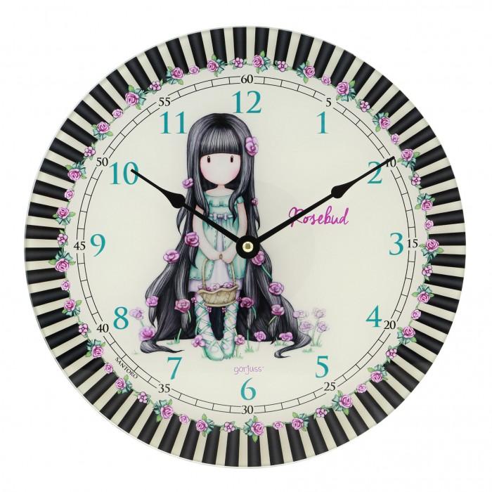 Купить Часы Santoro London Настенные Rosebud