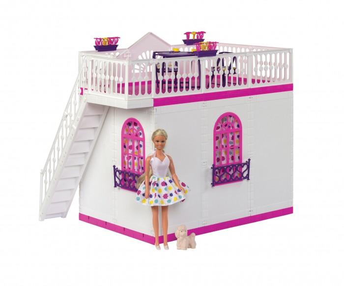 Купить Кукольные домики и мебель, Огонек Кукольный домик Зефир