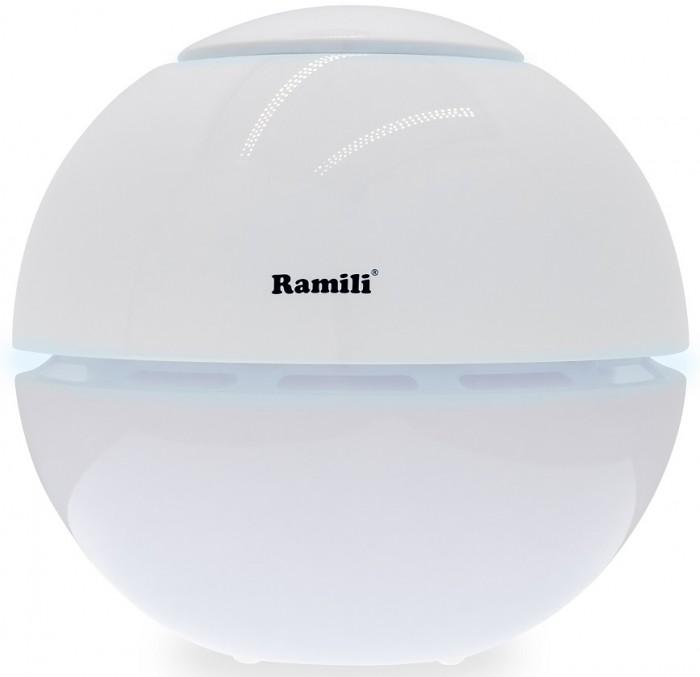 Увлажнители и очистители воздуха Ramili Ультразвуковой увлажнитель воздуха Baby AH800 ramili ультразвуковой увлажнитель воздуха для детской ramili baby ah770 с рождения