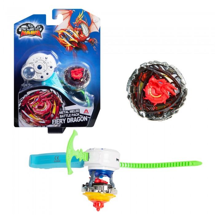 Купить Игровые наборы, Infinity Nado Волчок Классик Fiery Dragon